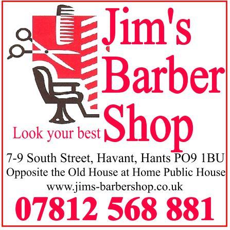 Jim's Barber Shop