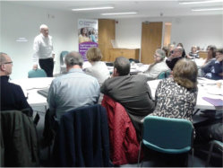Community Groups benefit from Business Expert!