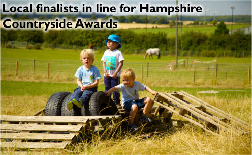 Hampshire Countryside Awards 2016 Finalists
