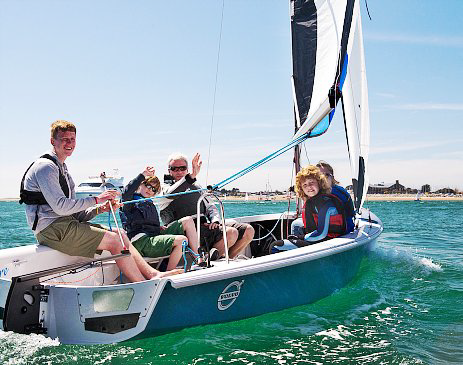 There's never been a better time to join Hayling Island Sailing Club