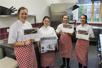 Rotary Club of Havant Young Chef Competition