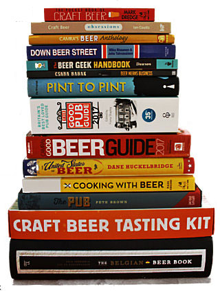 Beer Books for Christmas